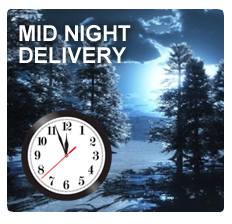 Midnight Home Delivery Cakes & Flowers