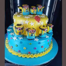 Minion_Kid_cake _5kgs