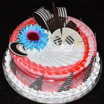 Delicious Strawberry_Cake