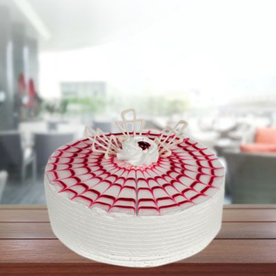 Creamy_Delight_ Vanilla_ Cake